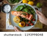 Grilled Salmon Food Photography ...
