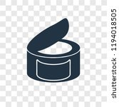 conserve vector icon isolated... | Shutterstock .eps vector #1194018505