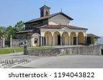 san zenone church at salorino... | Shutterstock . vector #1194043822