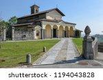 san zenone church at salorino... | Shutterstock . vector #1194043828