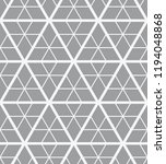vector seamless pattern.... | Shutterstock .eps vector #1194048868