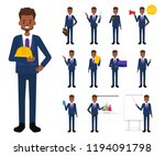 engineer people industry... | Shutterstock .eps vector #1194091798