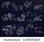 Constellations  Zodiac Signs ...