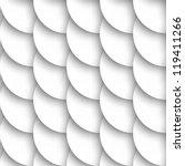 seamless pattern of white... | Shutterstock .eps vector #119411266