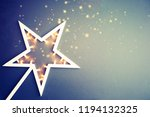 christmas  holidays background | Shutterstock . vector #1194132325
