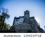 bran  romania   september 20... | Shutterstock . vector #1194219718