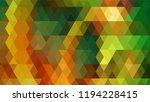 geometric design  mosaic ...   Shutterstock .eps vector #1194228415