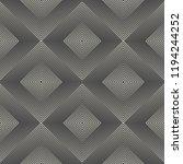 seamless tartan wallpaper.... | Shutterstock .eps vector #1194244252