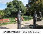 budapest hungary   25 september ... | Shutterstock . vector #1194271612