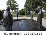 budapest hungary   25 september ... | Shutterstock . vector #1194271618