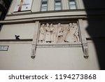 budapest hungary   25 september ... | Shutterstock . vector #1194273868