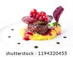 Foie Gras With Beef Minion ...