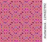 summer new multicolored sea... | Shutterstock .eps vector #1194327592