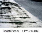 wet street background   Shutterstock . vector #1194343102