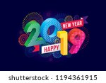 vector illustration of ... | Shutterstock .eps vector #1194361915