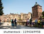 baden wurttemberg  germany  ...   Shutterstock . vector #1194369958