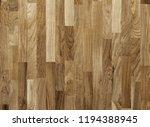 fragment of parquet floor.  | Shutterstock . vector #1194388945