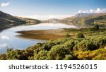 the mountains of coigach and... | Shutterstock . vector #1194526015
