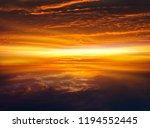 abstract big explosion . ... | Shutterstock . vector #1194552445