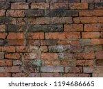 background wallpaper red wall... | Shutterstock . vector #1194686665