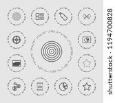 ui icon. collection of 13 ui...