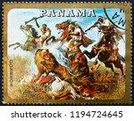 croatia zagreb  23 june 2012  a ... | Shutterstock . vector #1194724645