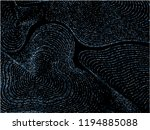 curve lines of multiple circles ... | Shutterstock .eps vector #1194885088