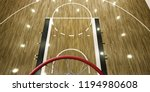 professional basketball arena... | Shutterstock . vector #1194980608