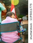 island cres   croatia   july 15 ... | Shutterstock . vector #1195011775