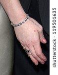 los angeles   nov 20   lindsay... | Shutterstock . vector #119501635