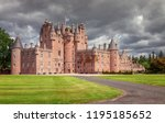 The Castle Of Glamis Is The...