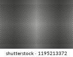 perforated metal texture ... | Shutterstock . vector #1195213372