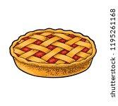 Whole Homemade Fruit Pie....