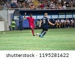 odessa  ukraine   august 9 ... | Shutterstock . vector #1195281622