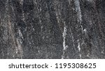 black marble slab as an... | Shutterstock . vector #1195308625