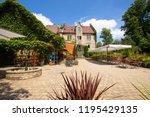 schloss lichtenstein  germany   ...   Shutterstock . vector #1195429135