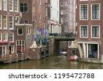 amsterdam  netherlands   june... | Shutterstock . vector #1195472788