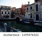 venice  italy   september 28 ...   Shutterstock . vector #1195476322