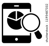 business monitoring app in a...