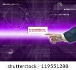 modern illustration of business ...   Shutterstock . vector #119551288