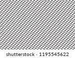 diagonal gride texture. linear... | Shutterstock .eps vector #1195545622