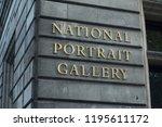 london  september  2018  the... | Shutterstock . vector #1195611172