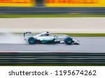Small photo of SEPANG, MALAYSIA : Lewis Hamilton, of Mercedes AMG Petronas F1 on training session, at Sepang International Circuit on March 30, 2014