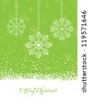 Lime Green Christmas Decoratio...
