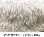 White Long Hair Fur For...