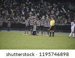 rio de janeiro  brazil october...   Shutterstock . vector #1195746898
