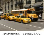 new york  usa   may 30  2018 ... | Shutterstock . vector #1195824772