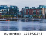 dublin  ireland   september... | Shutterstock . vector #1195921945