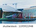 dublin  ireland   september... | Shutterstock . vector #1195921948