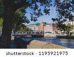 dublin  ireland   september... | Shutterstock . vector #1195921975
